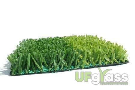 Искусственная трава для мини-футбола 25 мм (Ярко-зеленая)