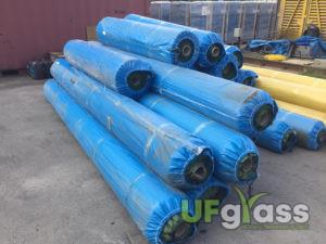 Искусственная трава для футбола 40 мм (Биколор) 11000 стежков\м2